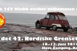 Kom til Nordisk Grænsetræf i Norge