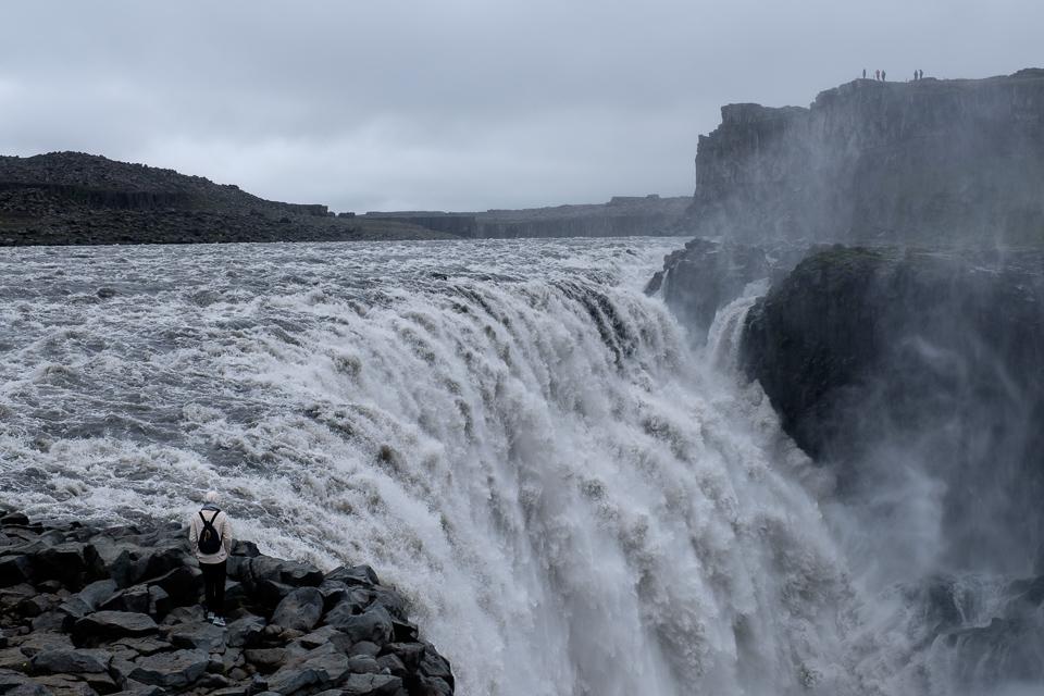 Dettifos, Islands mest kraftfulde vandfald